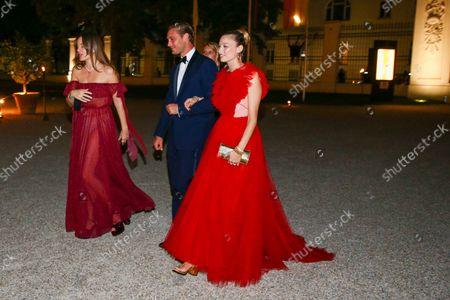 Editorial image of Wedding of Maria Anunciata of Liechtenstein and Emanuele Musini, Palais Liechtenstein, Vienna, Austria - 05 Sep 2021