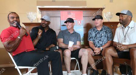 Editorial photo of Pujols Golf, St. Charles, Missouri, United States - 29 Jul 2019