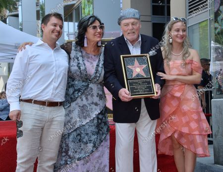 Editorial picture of Stacy Keach Fame Walk, Los Angeles, California, United States - 31 Jul 2019