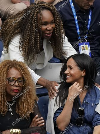 Editorial photo of Us Open Tennis, Flushing Meadow, New York, United Stated - 07 Sep 2019