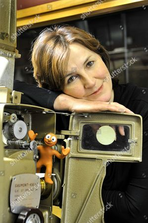 Editorial image of Susannah Shaw, Director of the annual Animated Exeter Festival, Britain - 26 Jan 2009