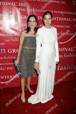 Jane Lauder and Aerin Lauder