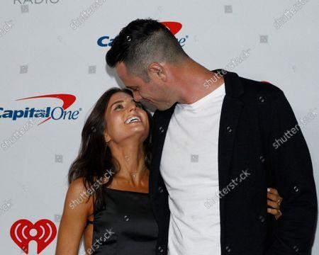 Editorial picture of Iheartradio Music Festival, Las Vegas, Nevada, United States - 21 Sep 2019