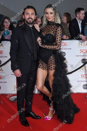 Editorial picture of 26th National Television Awards, Arrivals, O2, London, UK - 09 Sep 2021