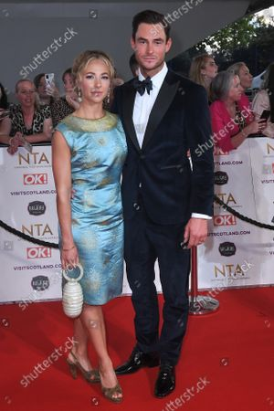 Editorial photo of 26th National Television Awards, Arrivals, O2, London, UK - 09 Sep 2021