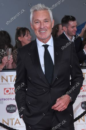 Stock Picture of Martin Kemp