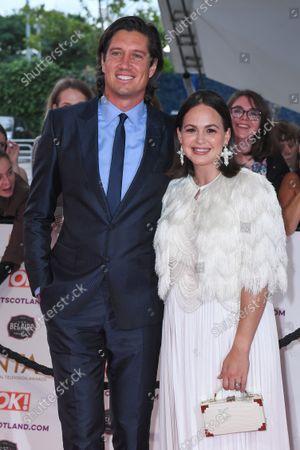 Vernon Kay and Giovanna Fletcher