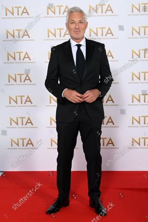 Editorial image of 26th National Television Awards, Inside, O2, London, UK - 09 Sep 2021