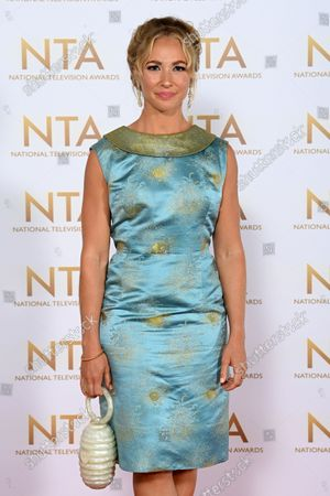Editorial picture of 26th National Television Awards, Inside, O2, London, UK - 09 Sep 2021