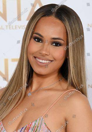 Editorial photo of 26th National Television Awards, Inside, O2, London, UK - 09 Sep 2021