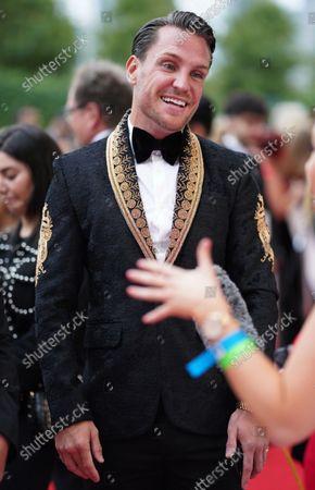 Stock Picture of Tom Zanetti