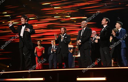 Editorial image of Exclusive - 26th National Television Awards, Show, O2, London, UK - 09 Sep 2021