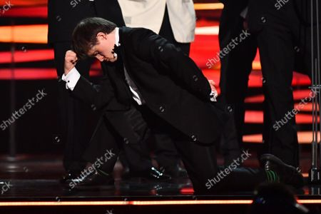 Editorial picture of Exclusive - 26th National Television Awards, Show, O2, London, UK - 09 Sep 2021