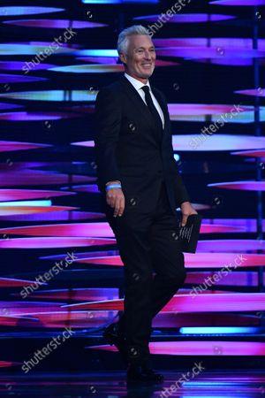 Stock Photo of Talent presenter Martin Kemp