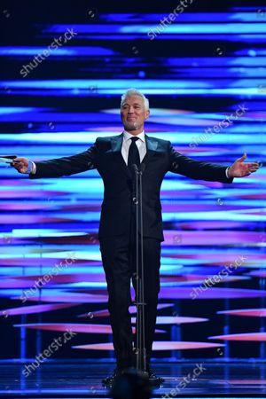 Stock Image of Talent presenter Martin Kemp