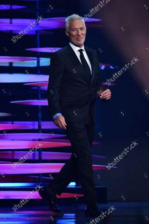 Talent presenter Martin Kemp