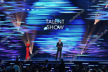 Talent Show - Strictly Come Dancing presented by Martin Kemp