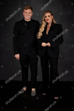 Editorial picture of Exclusive - 26th National Television Awards, Portraits, O2, London, UK - 09 Sep 2021