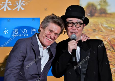 """Editorial photo of """"At Eternity's Gate"""" Premiere in Tokyo, Japan - 26 Sep 2019"""