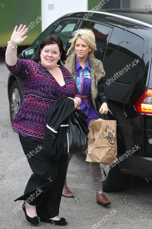 Mary Byrne with Sophia Wardman of Belle Amie