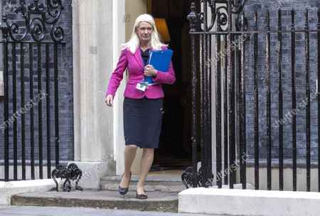 Editorial photo of Cabinet meeting, Downing Street, London, UK - 07 Sep 2021