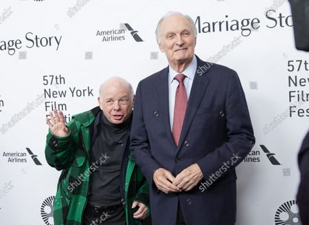 Editorial image of Marriage Story Premiere, Bronx, New York, United States - 05 Oct 2019