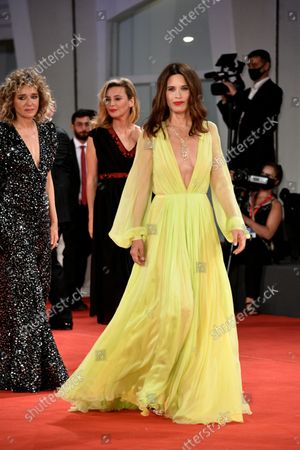 Editorial image of 'The Catholic School' premiere, 78th Venice Film Festival, Italy - 06 Sep 2021