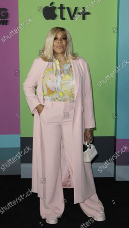 """Talk Show Host Wendy Williams attends the Apple TV+'s """"The Morning Show"""" World Premiere at David Geffen Hall at Lincoln Center on October 28, 2019 in New York City."""