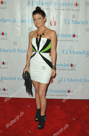 Editorial photo of T.J. Martell Foundation host the 35th Annual Gala, New York, America - 27 Oct 2010