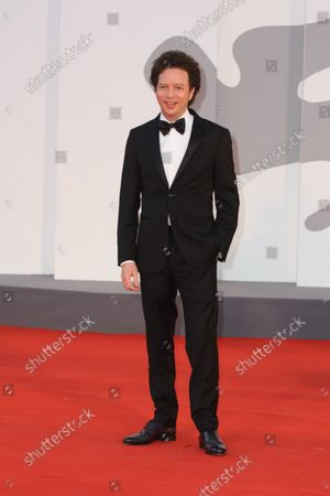 Editorial image of 'The Box' premiere, 78th Venice International Film Festival, Italy - 06 Sep 2021