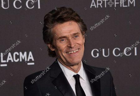 Editorial picture of Lacma Art+film Gala, Los Angeles, California, United States - 03 Nov 2019