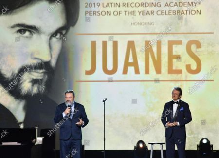 Editorial picture of Latin Grammy Person of the Year, Las Vegas, Nevada, United States - 14 Nov 2019