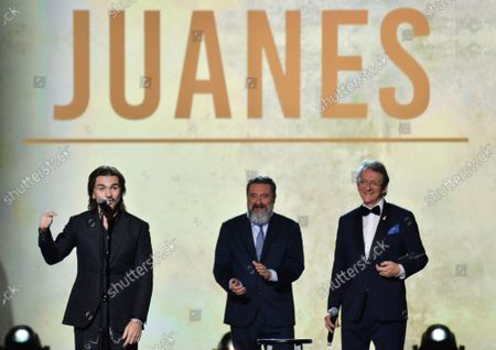 Editorial photo of Latin Grammy Person of the Year, Las Vegas, Nevada, United States - 14 Nov 2019
