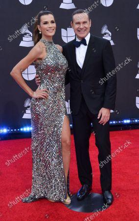 Editorial photo of Latin Grammy Awards 2019, Las Vegas, Nevada, United States - 14 Nov 2019