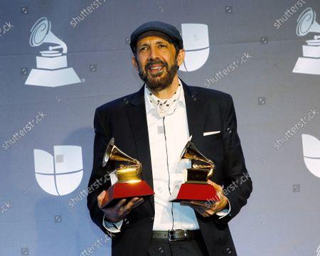 Editorial photo of Latin Grammy Awards 2019, Las Vegas, Nevada, United States - 15 Nov 2019