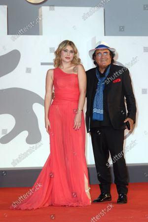 Al Bano  with his daugther Yasmine