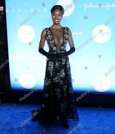 Editorial image of UNICEF Snowflake Ball, New York, United States - 03 Dec 2019