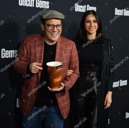 Editorial photo of Uncut Gems, Los Angeles, California, United States - 12 Dec 2019