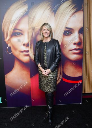 Deborah Norville arrives on the red carpet at the special screening of Bombshell at Jazz at Lincoln Center's Frederick P. Rose Hall on Monday, December 16, 2019 in New York City.