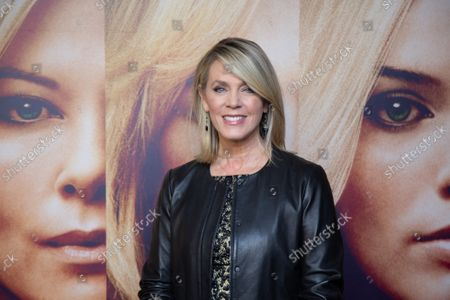 Stock Image of Deborah Norville arrives on the red carpet at the special screening of Bombshell at Jazz at Lincoln Center's Frederick P. Rose Hall on Monday, December 16, 2019 in New York City.