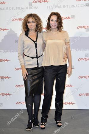 Valeria Golino, Antonella Ponziani