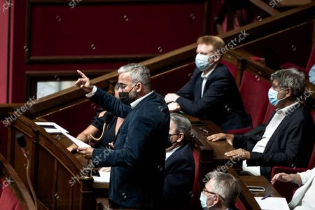 Editorial photo of National Assembly Questions to the Government, Paris, France - 07 Sep 2021