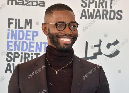 Editorial photo of Film Independent Spirit Awards, Santa Monica, California, United States - 08 Feb 2020