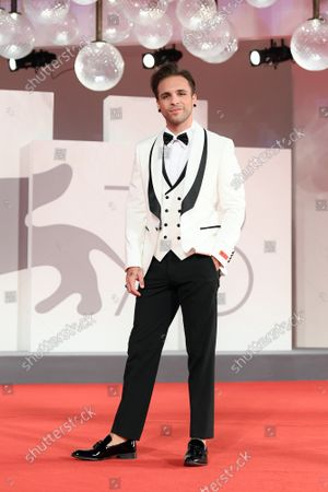 Editorial picture of 'Old Henry' premiere, 78th Venice International Film Festival, Italy - 07 Sep 2021