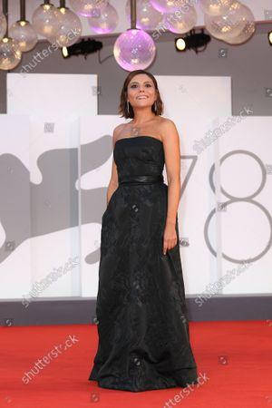Editorial image of 'Qui rido io' premiere, 78th Venice International Film Festival, Italy - 07 Sep 2021