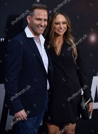 Editorial picture of The Way Back Premiere, Los Angeles, California, United States - 02 Mar 2020