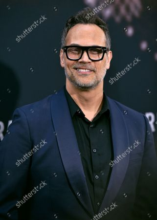 Todd Stashwick arrives for the world premiere screening of 'The Way Back' at the Regal LA LIVE in Los Angeles, California on Sunday, March 1, 2020.