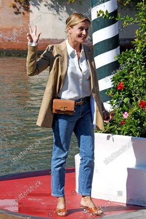 Stock Picture of Lucia Mascino