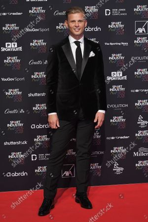 Editorial picture of Sports Industry Awards, VIP Arrivals, Evolution London, UK - 08 Sep 2021