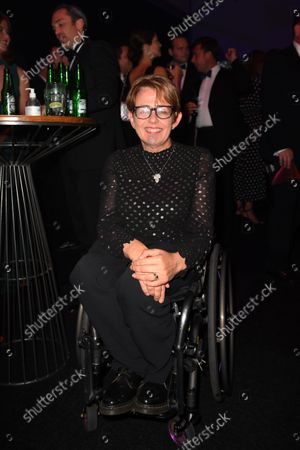 Editorial photo of Sports Industry Awards, Reception, Evolution London, UK - 08 Sep 2021